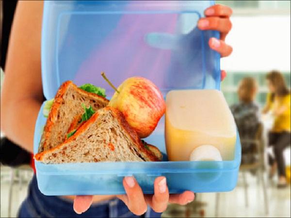 ظرف غذای سرکار را چگونه پر کنید