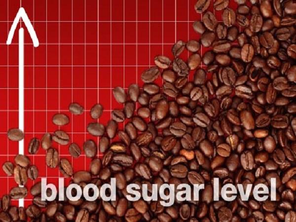 کافئین: افزایش قند خون